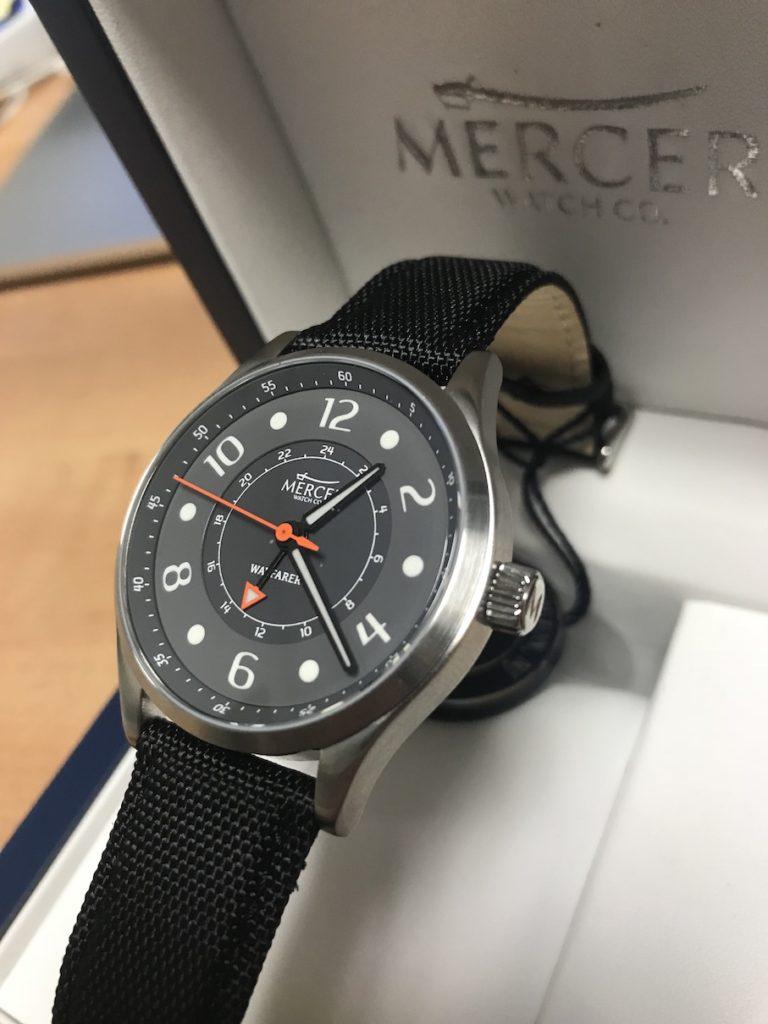 Mercer Wayfarer Ii Watch Complications