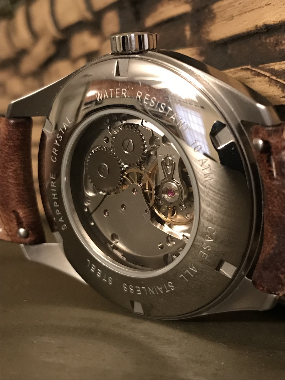 Custom Watches - Watch Complications